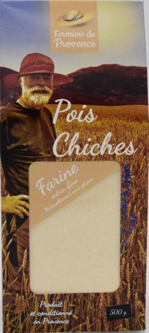 Farine de pois chiches Fermiers de Provence