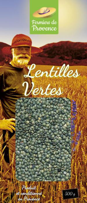 Lentilles Vertes